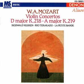 Wolfgang Amadeus Mozart: Concerto in A Major - Concerto in D Major