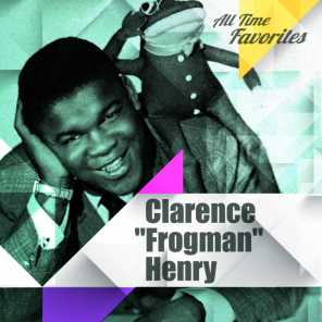 """All Time Favorites: Clarence """"Frogman"""" Henry"""