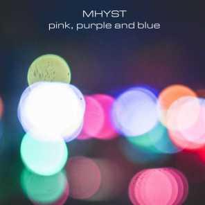Pink, Purple And Blue -Ep