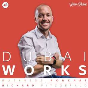 DUBAI WORKS EP 33: Luka Jurkovic, General Manager of REVIVE Cryotherapy