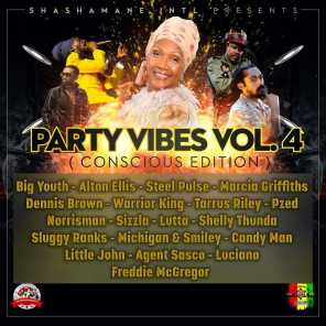 Party Vibes, Vol. 4 (Conscious Editon)