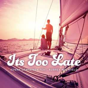 Its Too Late (feat. Aubrey Whitfield)