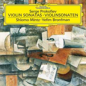 Prokofiev: Sonata for Violin and Piano No. 1 in F Minor - Sonata for Violin and Piano No. 2 in D