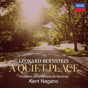 Bernstein: A Quiet Place