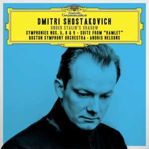 """Shostakovich Under Stalin's Shadow - Symphonies Nos. 5, 8 & 9; Suite From """"Hamlet"""" (Live)"""