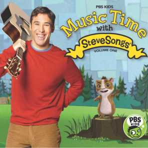 Music Time with SteveSongs, Vol. 1