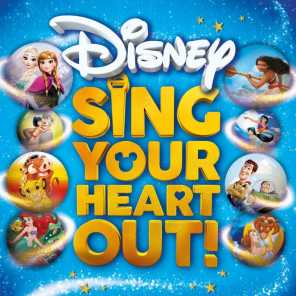 Sing Your Heart Out Disney