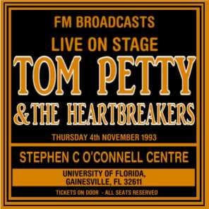 Live On Stage FM Broadcasts - Stephen C O'Connoll Centre 4th November 1993