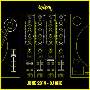 Nervous June 2019 (DJ Mix)