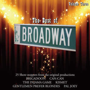 Best Of Broadway Vol. 3