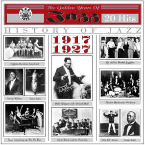 The Golden Years of Jazz - 1917-1927 - 20 Hits
