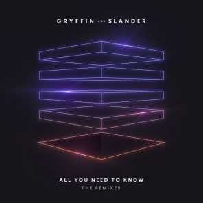 All You Need To Know (The Remixes) [feat. Calle Lehmann]