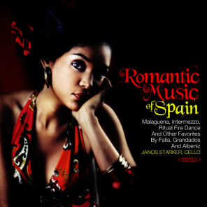 Romantic Music Of Spain (Digitally Remastered)