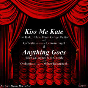 Kiss Me Kate & Anything Goes