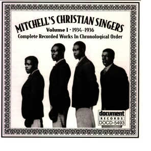 Mitchell's Christian Singers Vol. 1 (1934-1936)