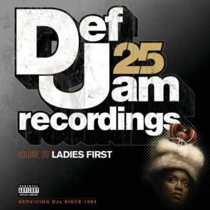Def Jam 25, Vol. 20 - Ladies First (Explicit Version)
